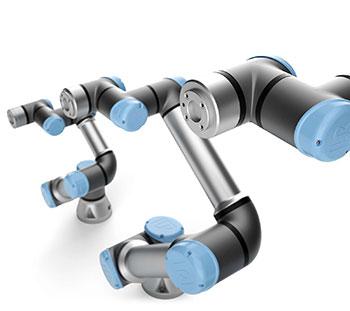 Właściwości robotów przemysłowych