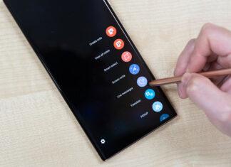 Nowoczesny i niezawodny smartfon do gier Samsung Galaxy Note20