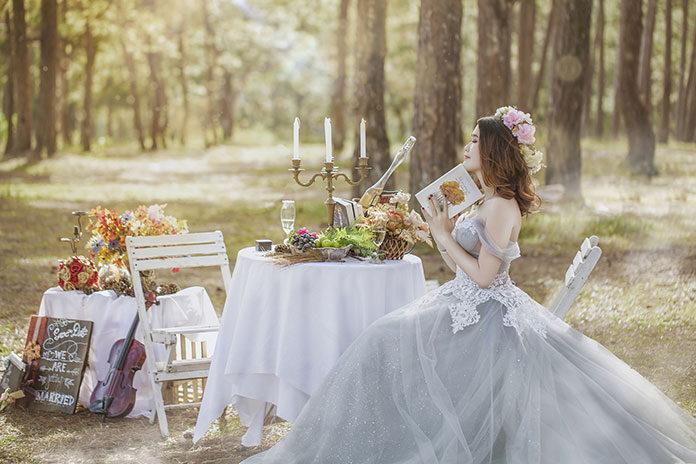 Jak wybrać swoją idealną suknię ślubną