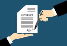 Podpisywanie umów przez internet